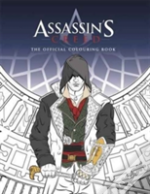 Assassins Creed Colouring Book