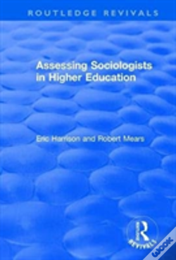 Wook.pt - Assessing Sociologists In Higher Ed