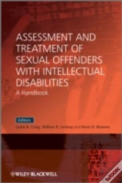 Wook.pt - Assessment And Treatment Of Sexual Offenders With Intellectual Disabilities