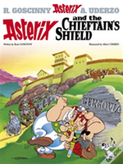 Wook.pt - Asterix And The Chieftain'S Shield