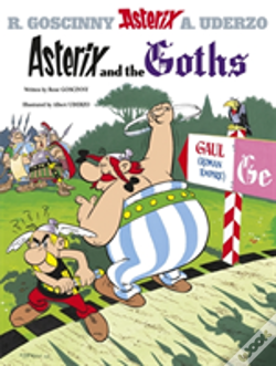 Wook.pt - Asterix And The Goths