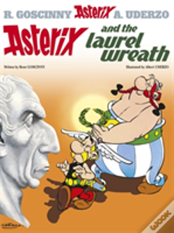Wook.pt - Asterix And The Laurel Wreath