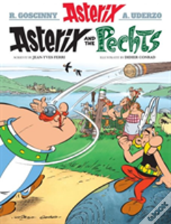 Wook.pt - Asterix And The Pechts (Scots)