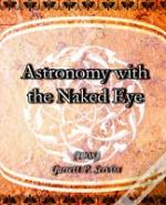 ASTRONOMY WITH THE NAKED EYE (1908)