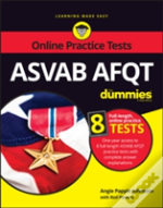 Asvab Afqt For Dummies, 3rd Edition With Online Practice Tests