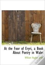 At The Foor Of Eryri, A Book About Poetr