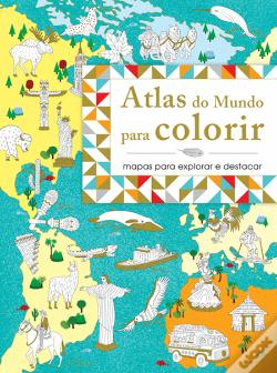 Wook.pt - Atlas do Mundo para Colorir