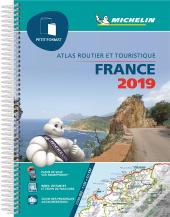 Atlas France Petit Format 2019