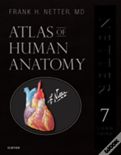 Wook.pt - Atlas Of Human Anatomy, Professional Edition
