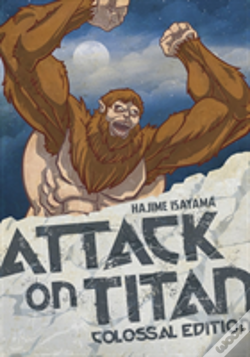 Wook.pt - Attack On Titan: Colossal Edition 4
