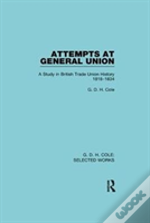 Attempts At General Union Cole Vol