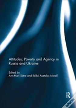 Wook.pt - Attitudes Poverty And Agency In Ru