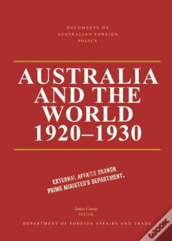 Wook.pt - Australia And The World 1920 1930