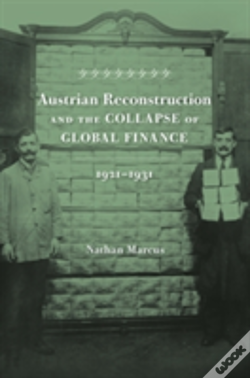 Wook.pt - Austrian Reconstruction And The Collaps