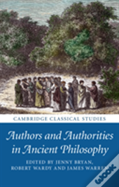 Authors Authorties Ancnt Philosophy