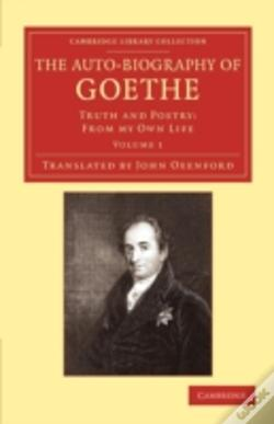 Wook.pt - Auto-Biography Of Goethe