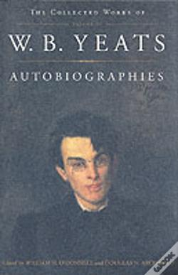 Wook.pt - Autobiographies Of W.B.Yeats