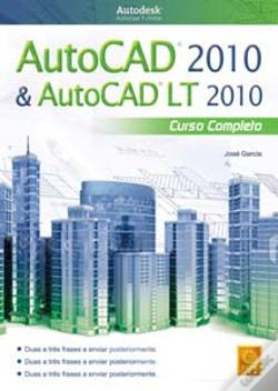 Wook.pt - Autocad 2010 & Autocad LT 2010 Curso Completo
