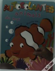 Autocollantes: Animais do Mar
