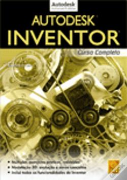 Wook.pt - Autodesk Inventor Curso Completo