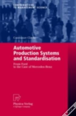 Wook.pt - Automotive Production Systems And Standardisation