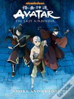 Avatar: The Last Airbender - Smoke And Shadow Library Edition