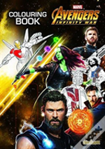 Avengers Infinity War - Colouring Book