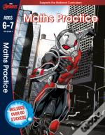 Avengers: Maths Practice (Ages 6 To 7)