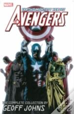 Avengers The Complete Collection By Geof