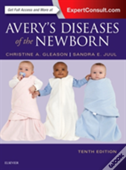 Wook.pt - Avery'S Diseases Of The Newborn