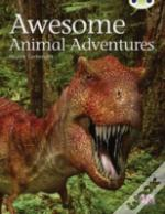 Awesome Animal Adventures Lime 1