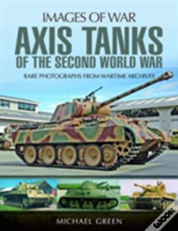 Wook.pt - Axis Tanks Of The Second World War