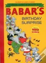Babar'S Birthday Surprise