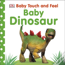 Wook.pt - Baby Touch And Feel Baby Dinosaur