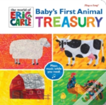 Babys First Animal Treasury Sound Book