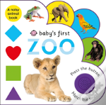 Babys First Sound Book Zoo