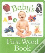 Babys First Word Book