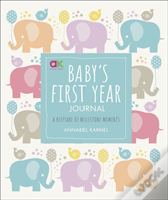 Baby'S First-Year Journal