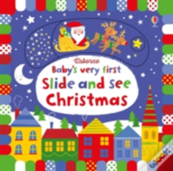 Wook.pt - Baby'S Very First Slide And See Christmas