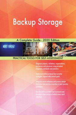 Wook.pt - Backup Storage A Complete Guide - 2020 Edition