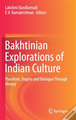 Wook.pt - Bakhtinian Explorations Of Indian Culture