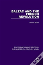 Balzac And The French Revolution R
