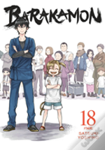 Barakamon Vol 18