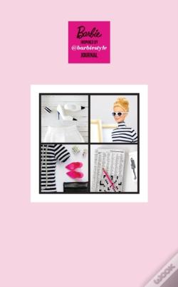 Wook.pt - Barbie Style Hardcover Journal