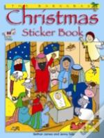 Barnabas Christmas Sticker Book