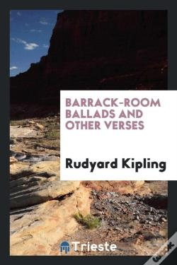 Wook.pt - Barrack-Room Ballads And Other Verses