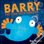 Barry The Fish With Fingers Book And Toy
