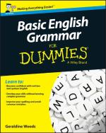 Basic English Grammar For Dummies (Uk Edition)