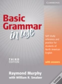 Wook.pt - Basic Grammar In Use Student'S Book With Answers