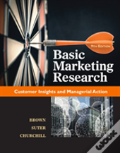 Basic Marketing Research (With Qualtrics, 1 Term (6 Months) Printed Access Card)